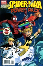 Spider-Man and Power Pack # 1