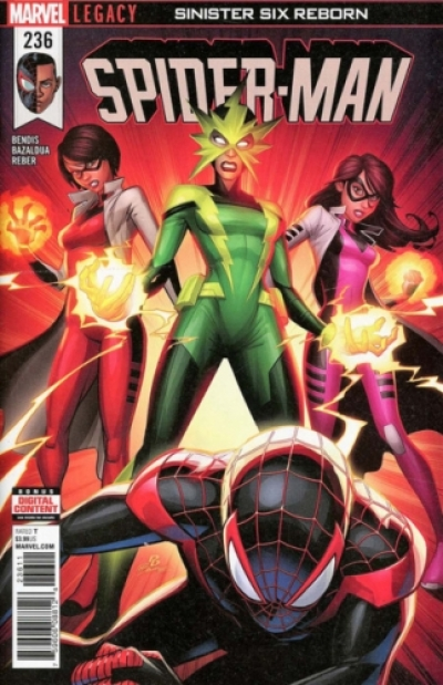Spider-Man vol 2 # 236