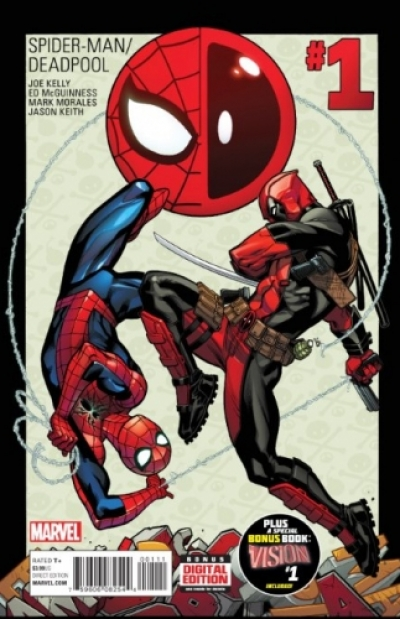 Spider-Man/Deadpool # 1