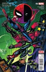 Spider-Man/Deadpool # 2