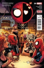 Spider-Man/Deadpool # 4