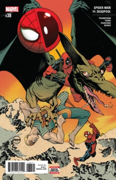 Spider-Man/Deadpool # 38