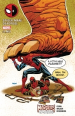 Spider-Man/Deadpool # 1.MU
