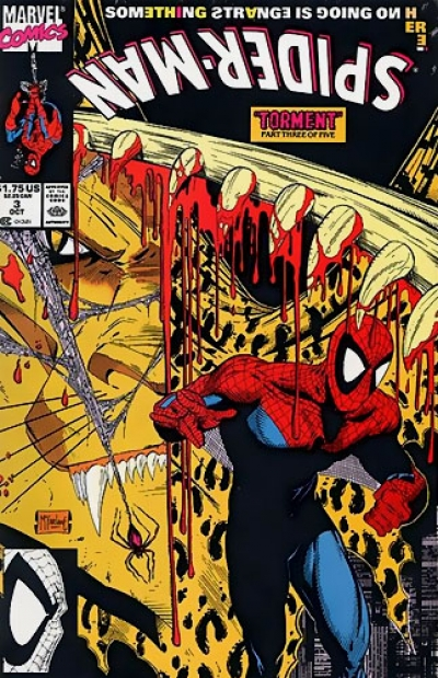Spider-Man vol 1 # 3