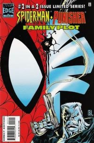 Spider-Man/Punisher: Family Plot # 2