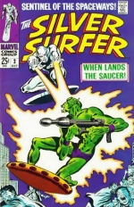 Silver Surfer vol 1 # 2