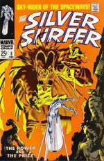 Silver Surfer vol 1 # 3