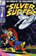 Silver Surfer vol 1 # 4