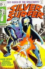 Silver Surfer vol 1 # 5