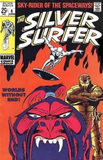 Silver Surfer vol 1 # 6