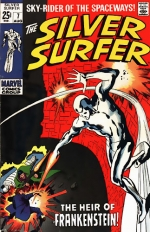 Silver Surfer vol 1 # 7