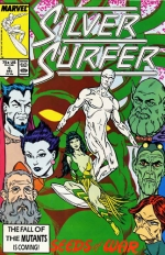 Silver Surfer vol 3 # 6