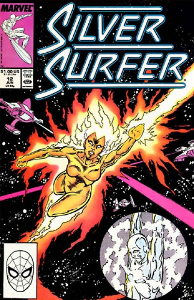 Silver Surfer vol 3 # 12