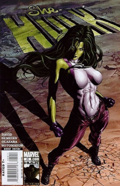She-Hulk vol 2 # 29
