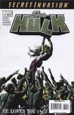 She-Hulk vol 2 # 31