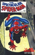 Spectacular Spider-Man vol 1 # 1