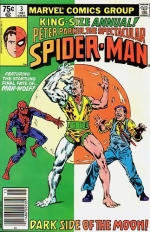 Spectacular Spider-Man Annual # 3