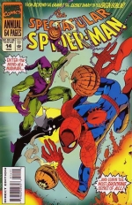 Spectacular Spider-Man Annual # 14