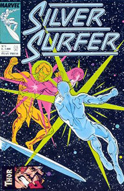 Silver Surfer (Play Press) # 3