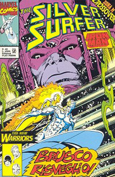 Silver Surfer (Play Press) # 43
