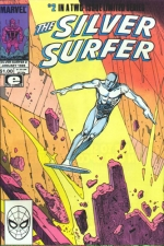 Silver Surfer - Parable # 2