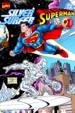 Silver Surfer / Superman # 1