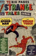Strange Tales vol 1 Annual # 2