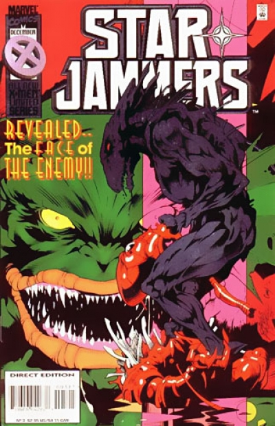 Starjammers # 3