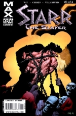 Starr The Slayer # 1