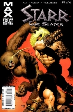Starr The Slayer # 2
