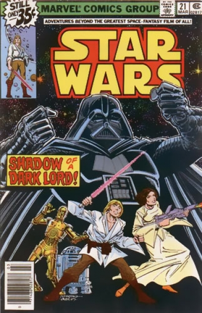 Star Wars vol 1 # 21