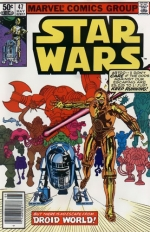 Star Wars vol 1 # 47