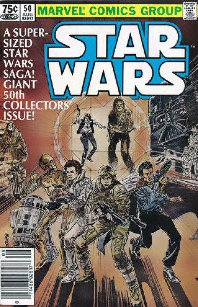 Star Wars vol 1 # 50