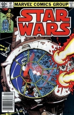 Star Wars vol 1 # 61
