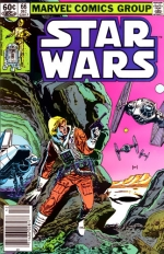 Star Wars vol 1 # 66