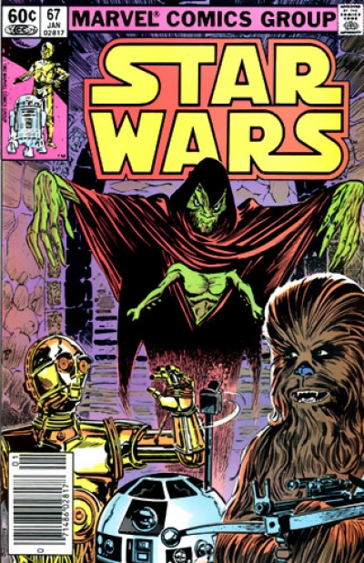 Star Wars vol 1 # 67