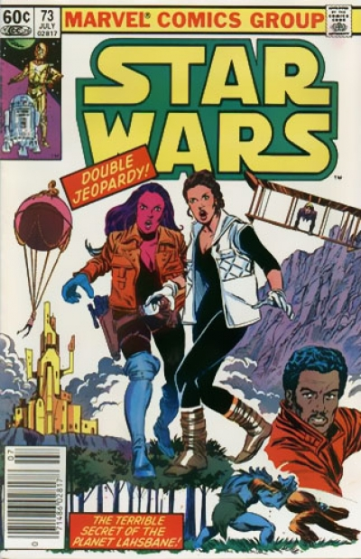 Star Wars vol 1 # 73