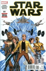 Star Wars vol 2 # 1