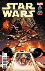 Star Wars vol 2 # 22
