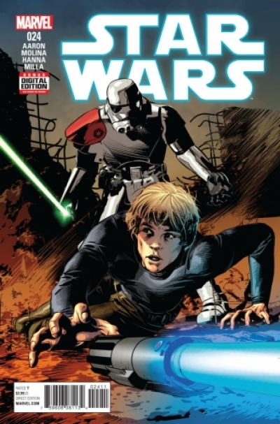 Star Wars vol 2 # 24