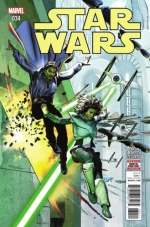 Star Wars vol 2 # 34