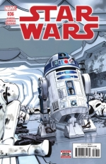 Star Wars vol 2 # 36