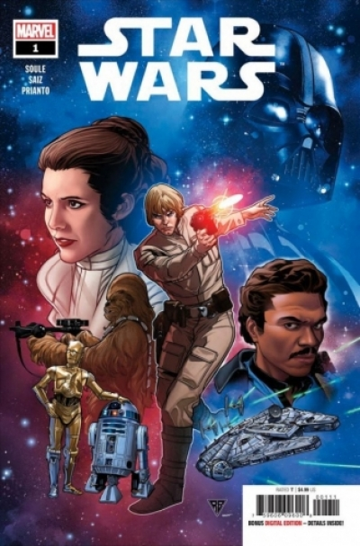 Star Wars vol 3 # 1