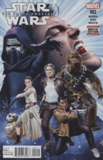 Star Wars: The Force Awakens Adaptation # 2