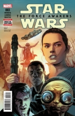 Star Wars: The Force Awakens Adaptation # 3