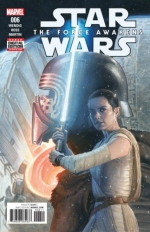 Star Wars: The Force Awakens Adaptation # 6