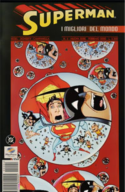 Superman v2 (Play Press) # 4