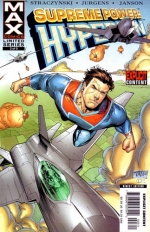 Supreme Power: Hyperion # 3