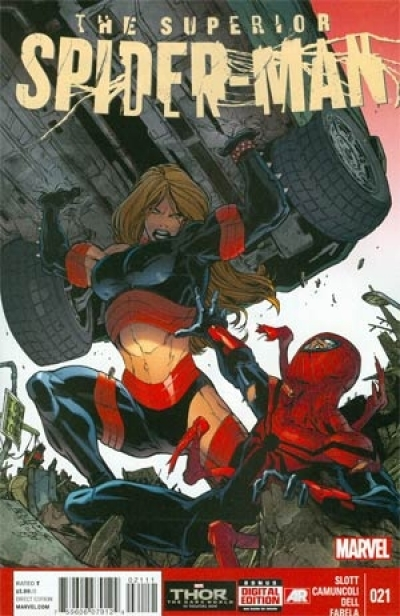 Superior Spider-Man vol 1 # 21