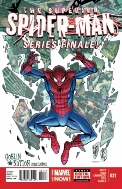 Superior Spider-Man vol 1 # 31